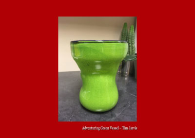 Adventuring Green Vessel-Tim Jarvis
