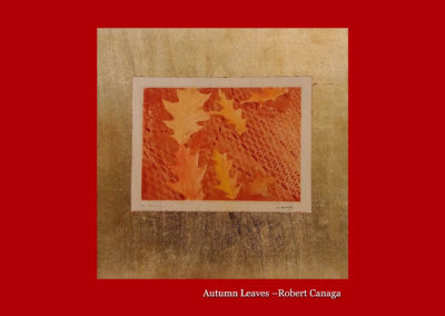 Autumn Leaves-Robert Canaga