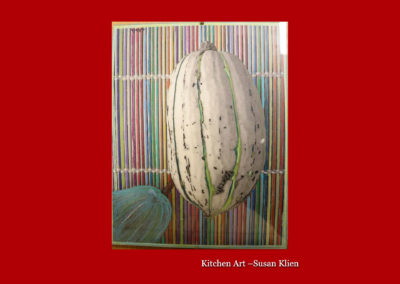 Kitchen Art 4-Susan Klein