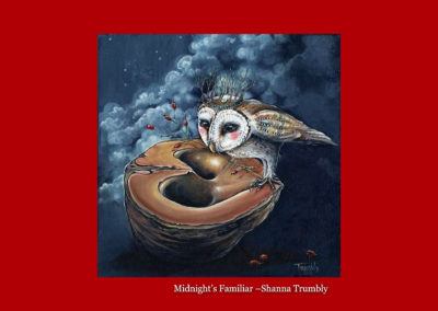 Midnight's Familiar-Shanna Trumbly